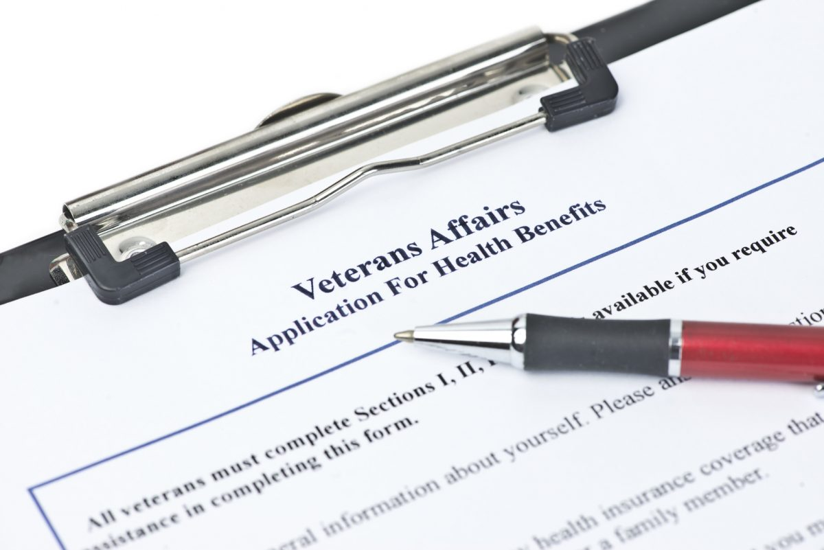 Veteran's benefits concept for when needing help with individual unemployability benefits with a Chicago attorney