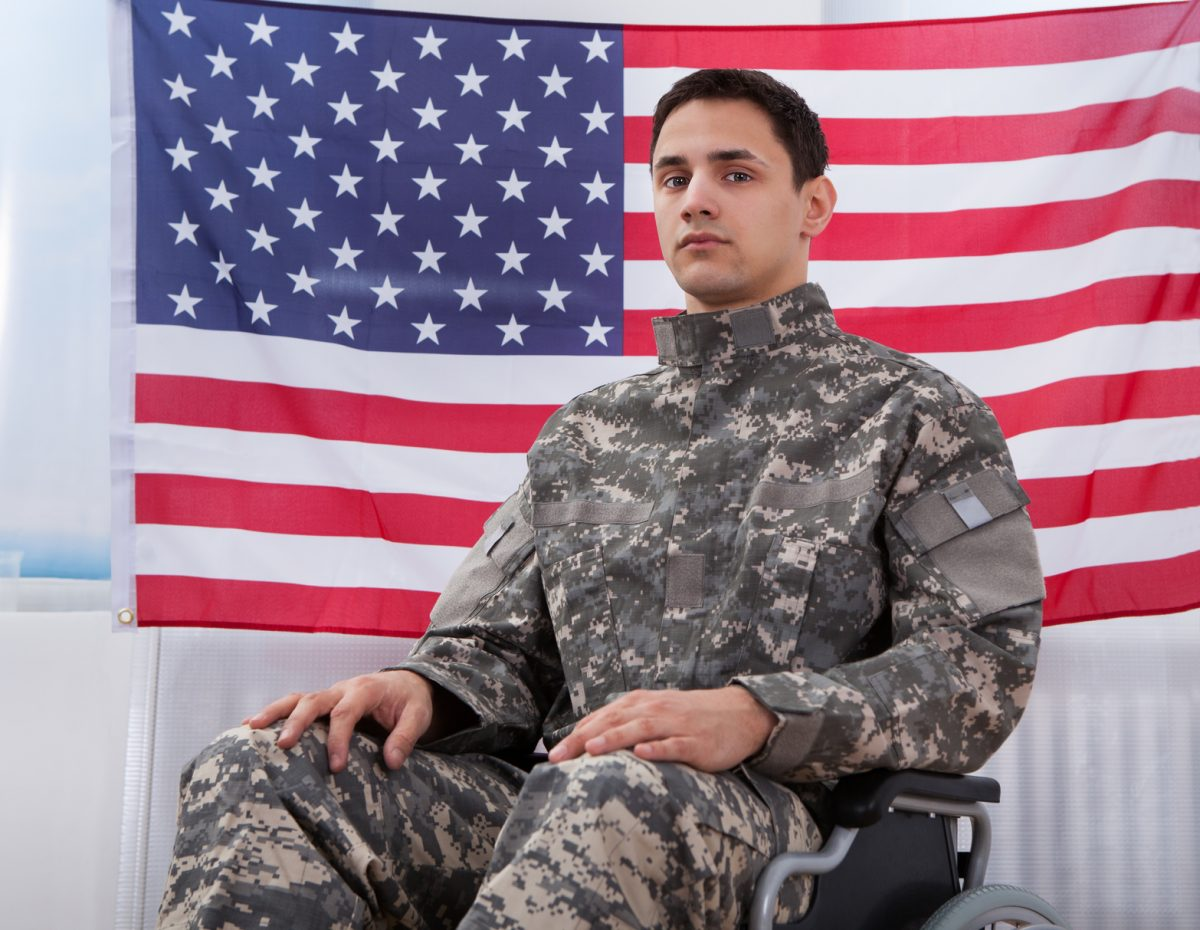 soldier injured while serving looking for the best VA lawyer in Chicagoland