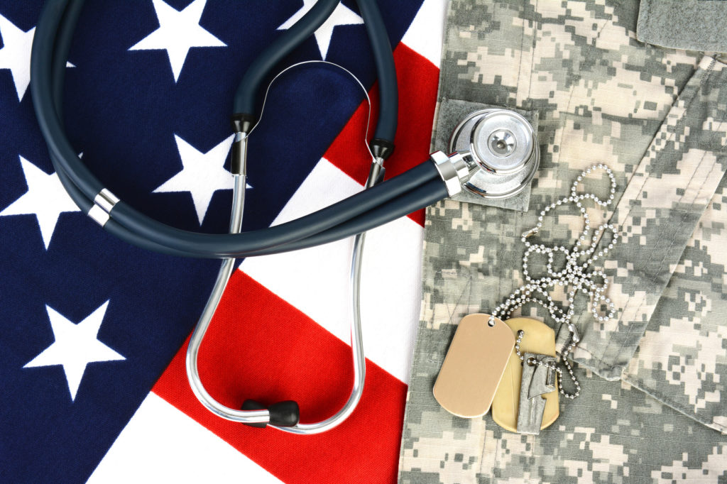 military health care concept for veteran seeking mental health benefits from VA disability lawyer in Carbondale