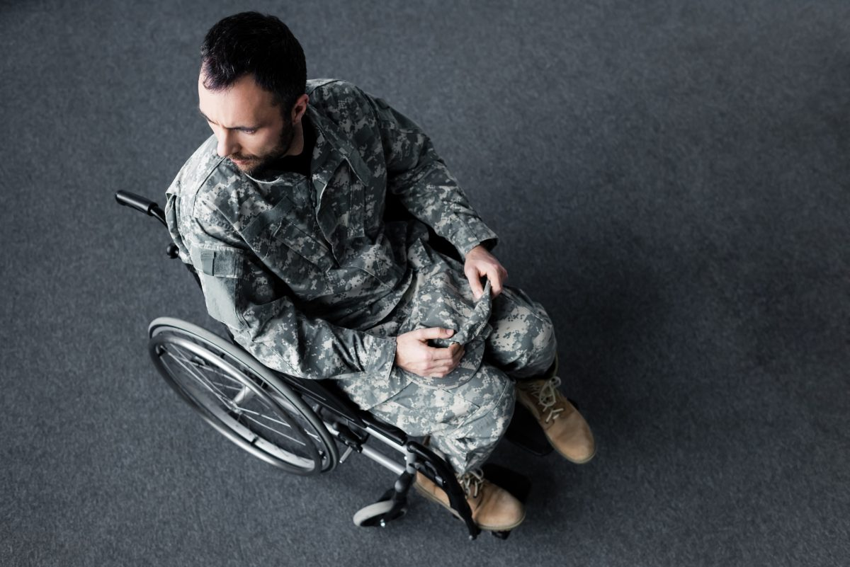 Disable soldier wonders about how he can benefit from Veterans TDIU and how Hobart disability lawyer can help.
